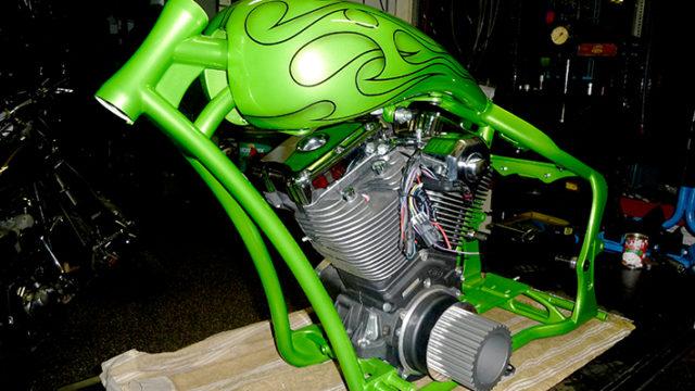 Bouwen New S&S 124 CI Engine